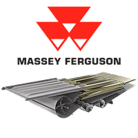 Удлинитель решета Massey Ferguson MF 36 RS (Массей Фергюсон МФ 36 РС) 1350*400, на комбайн