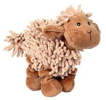Trixie  TX-35933 овечка с пищалкой 21см-игрушка для собак