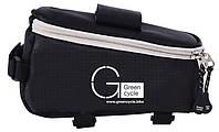 Сумка Green Cycle Smart черно-белая