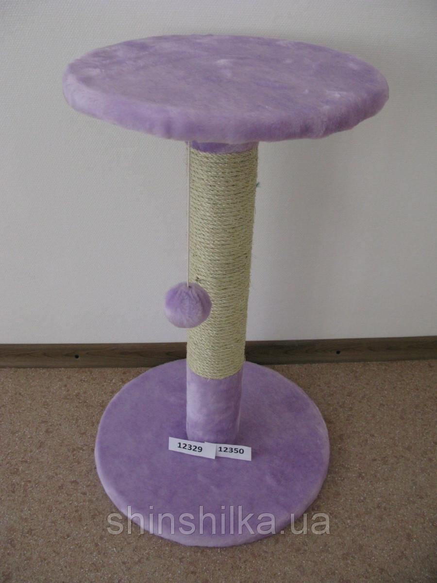 Драпак (сизаль) на круглой подставке 40см*Д35 см для котов