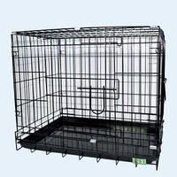 Клетка для собак ,Золотая клетка 042C# (76*47*55см)
