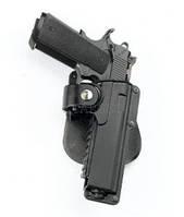 Кобура Fobus для для Форт-14 ПП, Colt 1911 с креплением на ремень