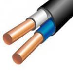 ВВГнг кабель силовий мідний зі зниженою горючістю 4x1.5 ГОСТ Одеса
