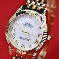 Женские часы Rolex Oyster Perpetual Datejust Gold , фото 1