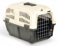 Переноска для собак Skudo №3 IATA (60х40х39 см)