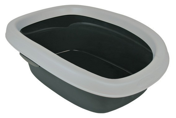 "Trixie  TX-40121 туалет для кошки ""Carlo""  (38*17*58см)"