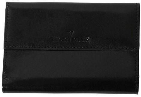 Женский элегантный кошелек Vip Collection 53A NP черный