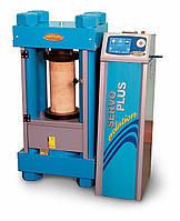 Пресс испытательный на 2000 кН для испытания бетона, пенобетона, черепицы, кирпича, бетонных балочек, асфальта