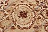 """Ковер из вискозы Даймонд """"Цветочная абстракция"""", коричневые тона, фото 3"""