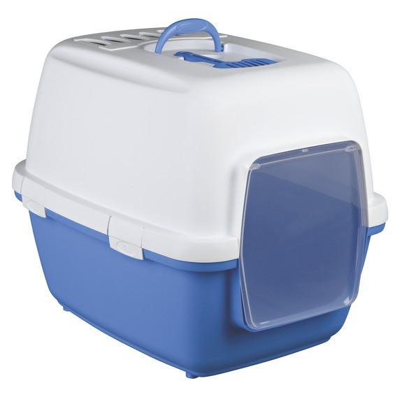 Trixie TX-40288 туалет Xavi для кота c лопаткой и фильтром (45 × 48 × 58 см)