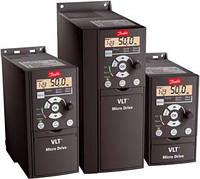 Частотный преобразователь Danfoss Micro Drive FC-51 195N0038 (1,1 кВт)