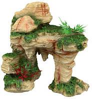 Trixie TX-87807 Скала с растениями 19см Трикси