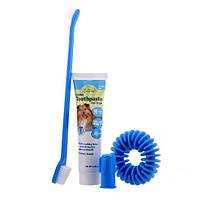 8in1 Excel Deluxe Dental Kit  - набор для ухода за зубами собак