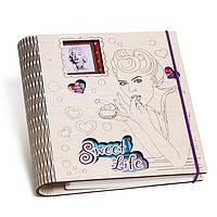 """Книга рецептов - Блокнот """"Sweet Life"""", фото 1"""