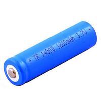 Аккумулятор 14500-1400, защита, синий SO