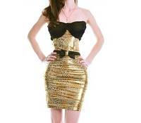 Платье Golden