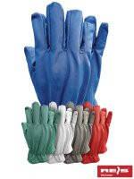 Перчатки рабочие с хлопока или полиестера или нейлона