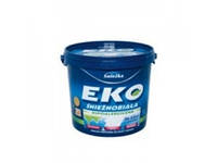 Краска Эко-Снежка - 15 л (20 кг) для стен и потолка