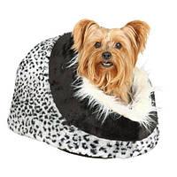 """Trixie TX-36303 м'яке місце з опушкою """"Minou"""" для собак 35*26*41см"""