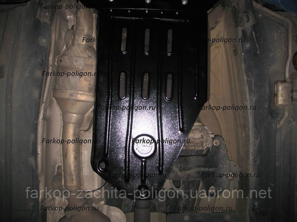 Защита коробки BMW E53 Х5 с 2003 г.