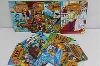 Детская литература, книжки з пазлами