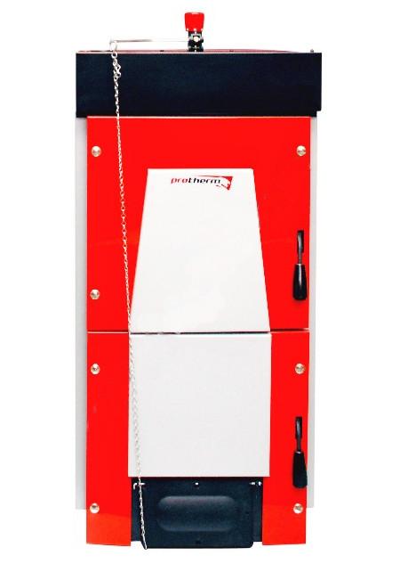 Отопительные котлы на твердом топливе Protherm Капибара Solitech Plus 8 (Протерм)