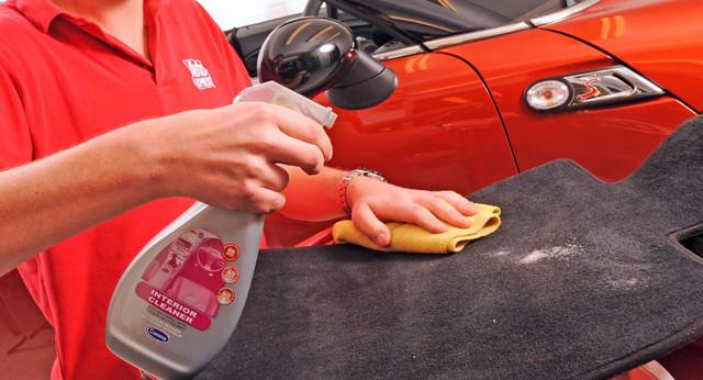 как помыть автомобильные коврики