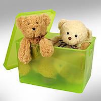 Ящик для хранения Deco's Colors 23л зеленый