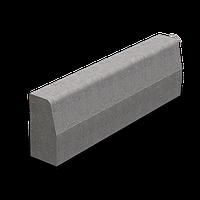 Борт дорожный серый, 100х30х15 см