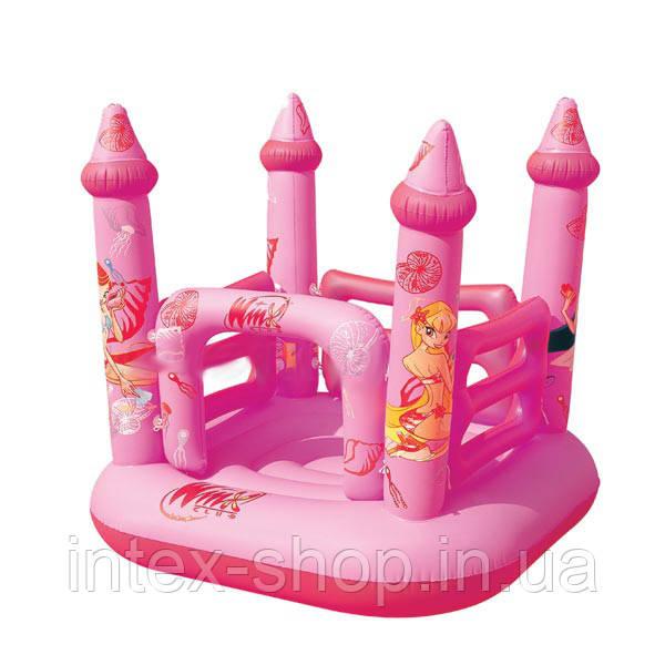 Игровой батут « Замок Винкс» 92010 BESTWAY