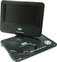 7.6» экран. Портативный TV DVD проигрыватель OPERA OP-7022BK ( 755D)