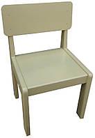 Детский стул деревянный