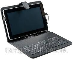 Чехол планшет + клавиатура 9 дюймов
