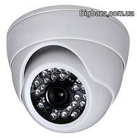 700TVL. ИК купольная видеокамера  цветная LUX416SHE