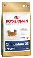 Сухой корм для собак  Royal Canin Chihuahua 28 Adult 1,5кг