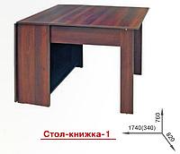 Стол книжка -1   Пехотин /  Стіл книжка -1 Пехотін