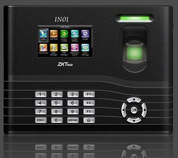 Системы контроля доступа и учета рабочего времени ZKTeco IN01A-ID