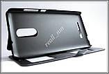Черный чехол-книжка DW Case для смартфона Xiaomi Redmi Note 3, Xiaomi Redmi Note 3 Pro , фото 6