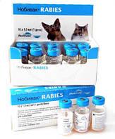 Нобивак Rabies 1 доза-инактивированная вакцина против бешенства животных