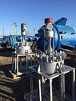 Аппарат СЭРН-160 литров, Реактор эмалированный 160 литров.