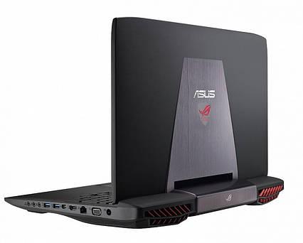 Ноутбук ASUS Rog G751JY (G751JY-T7370D) RAM:16GB +480GB SSD +1TB HDD, фото 2