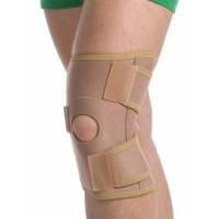 Бандаж на коленный сустав разъемный, MedTextile, размеры S/M, L/XL,XXL, 6058, люкс