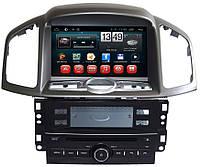 Chevrolet Captiva 2011+, Epica 2011+. Kaier KR-8030 Android 4-х ядерный процессор