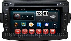 Магнитола Renault Duster 2010-2014, Sandero 2011-2014, Logan 2014+. Kaier KR-7050 Andro