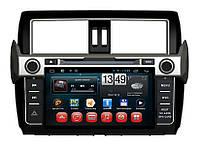 Магнитола Toyota Land Cruiser Prado 150 2013-2014 Kaier KR-9000 Android