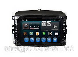 Магнитола FIAT 500L. Kaier KR-7096. Android 4Q
