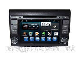 Магнитола FIAT Bravo. Kaier KR-7030. Android 4Q