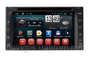 Магнитола Nissan универсальная. Kaier KR-6204. Android, 4-х ядерный процессор