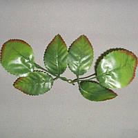 Искусственный лист Розы большой уп-200 шт