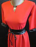 Однотонные платья для молодежи., фото 2